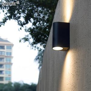 LED Outdoor Lighting Wall Light Lamp Exterior Outside Porch light Waterproof IP65 Garden Wall sconces fixtures