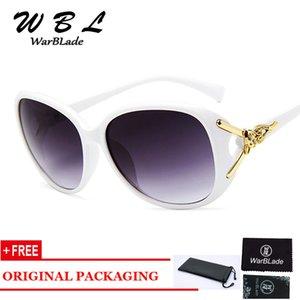 Warblade 2020 New Classic Grande Struttura degli occhiali da sole donne Occhiali da sole elegante Occhiali Moda Femminile Shades Eyewear