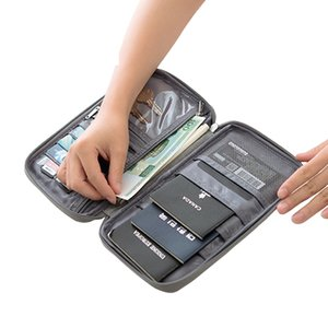 Passport Covers Holder Card Package Credit Card Holder Wallet Organizer Travel accessories Document bag cardholder