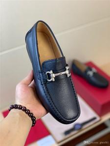 Mens-Kleidschuhketten Knoten Schuhe Herren zu Fuß Schuh lässigen Komfort Atem Schuhe für Männer reisen \