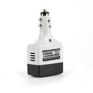 DC 12 / 24V Para AC 220V Adaptadores Moble USB Car Charger Converter Power Inverter Adaptador IBO Electronics Accessories Acessórios Car