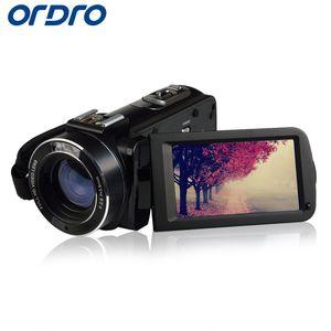 ordro hdv-z20 hd 1080p 30fps 16x reflex الكاميرات الرقمية wifi app التحكم مسجل فيديو cmos المهنية 24MP صور كاميرات الفيديو