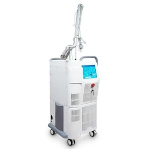 Titanium Alloy Tattoo Removal Fractional CO2 Laser Nanometer 10600nm Multifunctional Beauty Machine Blackhead Removal