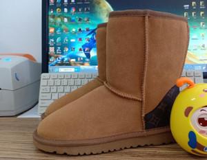 2020 VENDA QUENTE NOVO CLASSIC Design L L 2 em 1 botas mulheres 58250 BREVE NEVE botas de manter aquecido