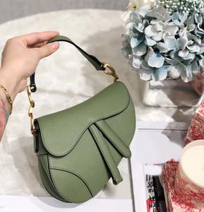 2020 femmes sacs à main de mode sacs haute sac de qualité cd vert véritable sac de selle famousbags HOULDER artsy bolsa de hombro borsetta 7a haut de gamme