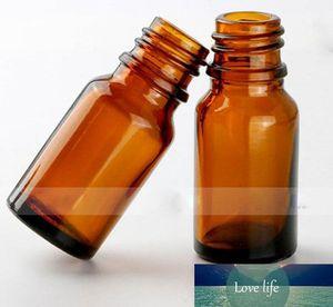 10ml E-Zigaretten Flaschen E-Flüssigkeit E-Saft leere Glas Tropfflasche, Qualitäts 10ml Bernstein Dropper Glasflaschen Freier DHL