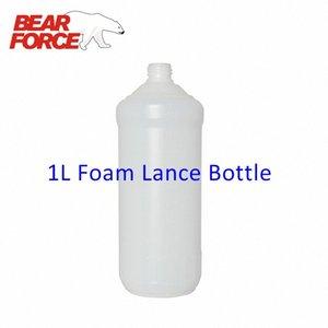 Garrafa 1L Plastic Container tanque for Snow Foam Lance / Foam Bico / Gerador / Alta Pressão Soap Foamer rTBh #