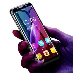 K-Touch i10 маленький мобильный телефон разблокирован мини смартфон андроид 8.1 Мобильные телефоны MTK6580 Quad Core, смартфон