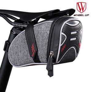 New Bike Back Seat Bag Bicycle Equipment Bike Packing Accessories Bicycle Black Waterproof Backpack Case Cicycle Mountain Bike Saddle Bag