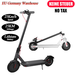 EU STOCK, Fast Free Shipping, deliver 3-6 Days Waterproof KickScooter Electric Scooter Adult Scooter Off-road E-scooter APP MK083