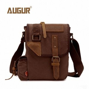 2017 New Canvas Bag Casual Mens Bag Mens Shoulder Messenger Package Korean Casual Business YPYo#
