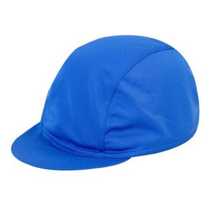 Sport Bike Riding Outdoor Sun Hat Solid Elastic Sweatband Bicycle Cycling UV Protection Casual Adults Visor Cap Headwear Unisex