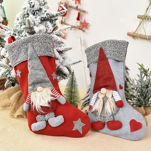 Gift Man Stocking Forest Doll Creative Decorations Nordic
