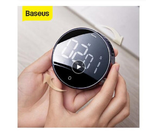 Magnetic Digital Timers Manual Countdown Kitchen Timer Countdown Alarm Clock Mechanical Cooking Timer Alarm Counter Clock
