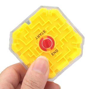 Kinder S Intelligenz Balls Fest Maze Dekomprimierung Mini3d Maze Ball Spielzeug Professionelle Mode Spar Consciousness