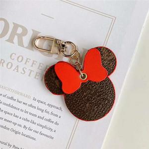 Unisexe porte-clés Porte-Monnaie Pendentif Voitures Porte-clés Anneaux pour homme femme Cadeaux M aison Porte-clés en cuir 3 couleurs DHL