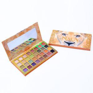 Eyeshadow Palette Long-lasting 32 Colors Shimmer Matte Charming Pigment Shimmer Glitter Powder Makeup Eye Shadow Matte