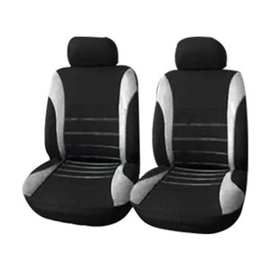 Knitted automobile seat covers Four-piece automobile seat covers