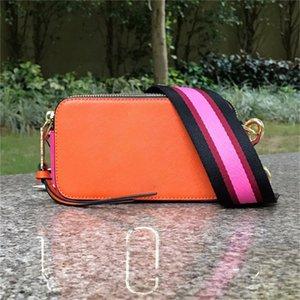 Heißer Verkauf Hightexture Fashion Damen Handtasche berühmter Sommerbeutel mini snapshot Kameratasche kleine Umhängetasche Schulterbeutel Kuriertasche