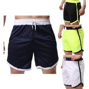 Knee-lunghezza Shorts Prova casual estate Mens Beachwear Mens secchezza rapido Besh Pantaloncini traspirante Acqua Sopra