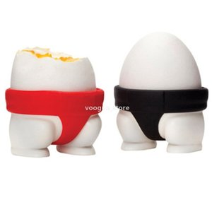 Creative Personality Sumo Egg Saucer Two Innovative Sumo Panties With Egg Slipper Seat Household Food Storage Items 01