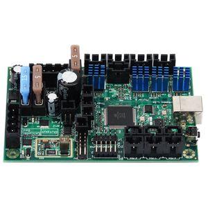 Impresora 3D placa base Mini-Rambo1.3 Placa de control para DIY Prusa I3 impresora