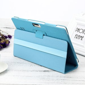 10.1 Inch Tablet Pc Pu Flip Cover Anti-fall Protection Cover Universal Multicolor Leather Anti-fall Protection Cover