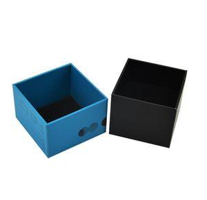OEM ODM China Manufacturer Luxury Hard Cardboard Gift Watch Packaging Box Wholesale Custom Paper Luxury Watch Box