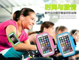 Iphone For Gym Bag Running 6 Nylon S3 Armband Band S4 Sport Galaxy Case Arm S5 Cover Waterproof Wholesale Plus Samsung Pouch KdgWqqCSRUpeTP