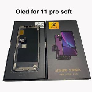 عرض OLED آيفون 11 برو OLED عرض لينة الأصلي OEM شاشة لمس محول الأرقام الجمعية oem استبدال أعلى جودة لفون X11 برو