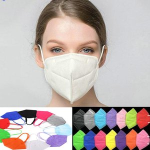 KNN955 mask  factory supply package 95% filter mask Reusable 5 layer anti dust protective face mask Designer Mouth Masks no valve