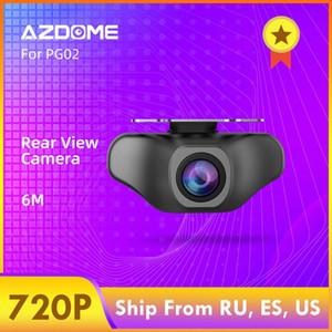 AZDOME 720P voiture caméra arrière pour PG02 DVR enregistreur vidéo de sauvegarde de véhicule étanche Caméras YX2F #