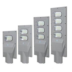 Cgjxs Edison2011 60w 90w Solar Segurança Poste IP65 impermeável Solar Wall Light Pir Sensor de Movimento Lamp Iluminação exterior