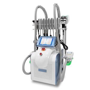 Спа салон Cryo 360 Cryolipolisis Жир Замораживание машина Локализованный жир похудение крио морозильник вакуума RF массаж машины