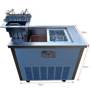 Hard Machine Cream Hot Ice нержавеющей стали Коммерческая Lollipop Popsicle Мороженое машина Pxpqq Продажа