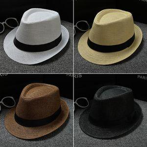 Wide Solid Fashion Felt Trilby Party T1i1932 Jazz Caps Elegant Fashion Band Flat Stylish Hats Brim 100pcs Knight Hat Hats Fedora swe ebyisy