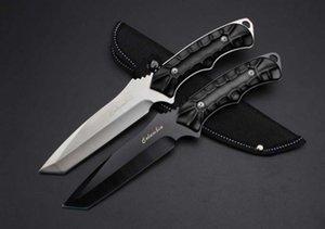 честь K 603 5,4-дюймового прямой фиксированного нож тактических самообороны коллекция EDC охотничьих ножи подарок Xmas a1457