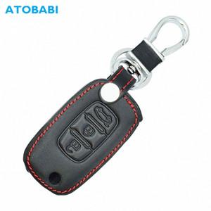 ATOBABI Кожа ключа автомобиля Обложка для LADA Kalina Sedan Largus Granta Веста X Ray XRay 3 кнопки дистанционного Fob Protector чехол Ключи сумка gHec #