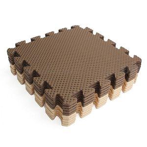 20x Eva Puzzle Exercise Play Mat Interlocking Floor Soft Tiles Amount: 20Pcs