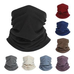 Careta magia turbante babero cara exterior de la máscara a prueba de viento caliente y el collar Deportes conducción y rodaje multifuncional cuello Protección XD23947