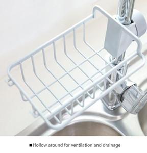 Escorra fixação prateleiras gancho Sink Bathroom rack Hardware Faucet Rag Com cremalheira Banho Esponja de Banho nYbeh yh_pack