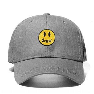 CQauQ дом Justin Bieber папа hatcotton улыбающееся лицо Дрю бейсболка