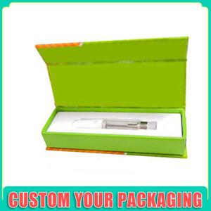 bulk wholesale child proof cbd tank atomizer co2 oil vape pen cartridge glass 510 cbd carts drawer packaging box