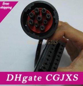 Cavo adattatore a 9 pin J1939 Diesel Female Per Obd2 16pin Female auto camion