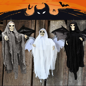 Halloween decoration hanging bar KTV ghost house layout supplies Ghost Festival ornaments horror wings flying Ktv ornament accessoriesghost
