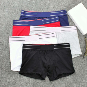 Erkek Boksörler Külot Seksi Klasik Erkekler Boksörler Rahat Şort İç Nefes Iç Çamaşırı Rahat Spor Iç Çamaşırı Rahat Moda B1