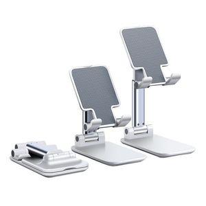 Folding Desktop Stand for 12.9 inches or less Tablet PC Stands Holder Phone Mini Adjustable Tablet Holder Stand Mini Bracket
