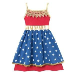 망토 아기 파티 공주 드레스와 YOFEEL 여자 드레스 어린이 여름 캐주얼 의류 코스프레 슈퍼 히어로 의상