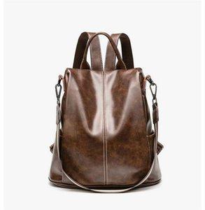 borse borsa zaino nuovo regolatore multifunzionale a duplice uso borse moda PU zaino portatili 2020 nuova la migliore vendita stile piacevole arrivo