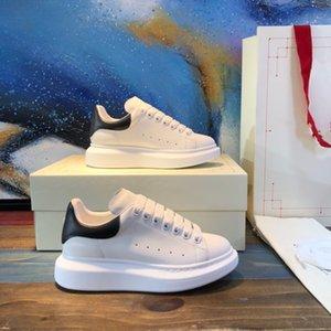 2021 Platform Conforto das mulheres bonitas sapatilhas menina calçados casuais de couro preto sapatilhas das mulheres Men Extremamente Durable Estabilidade